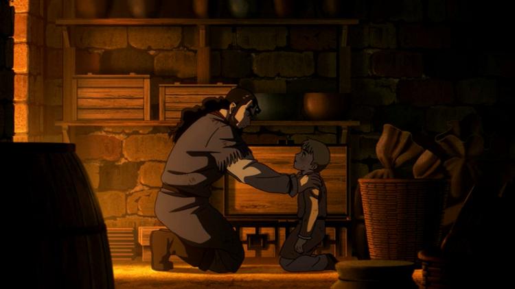 Crítica del anime de Vinland Saga Thors Thorfinn 2 - El Palomitrón