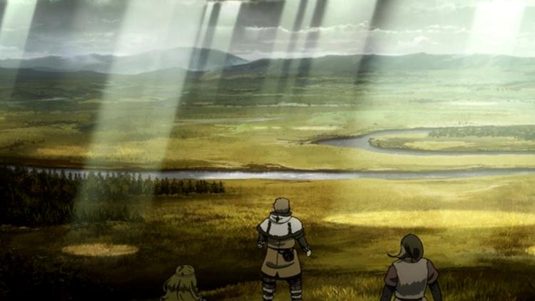 Crítica del anime de Vinland Saga Vinland - El Palomitrón