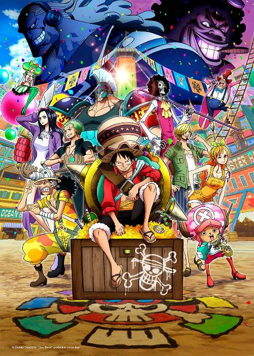 Fecha de estreno de One Piece Estampida en España cartel - El Palomitrón