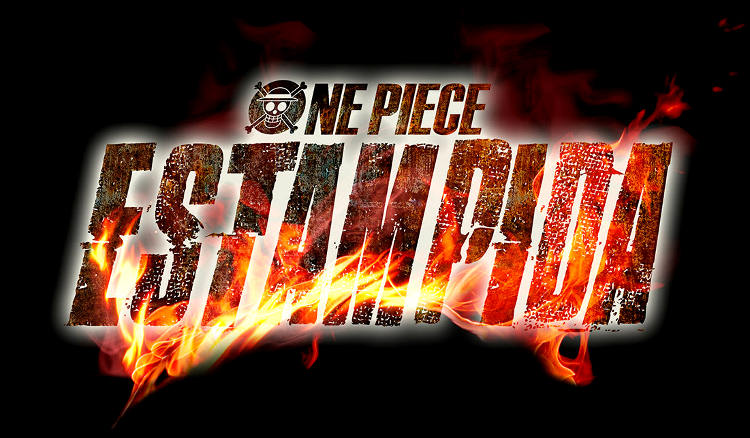 Fecha de estreno de One Piece Estampida en España logo - El Palomitrón