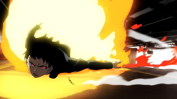 Recomendaciones anime verano 2019 Fire Force - el palomitron