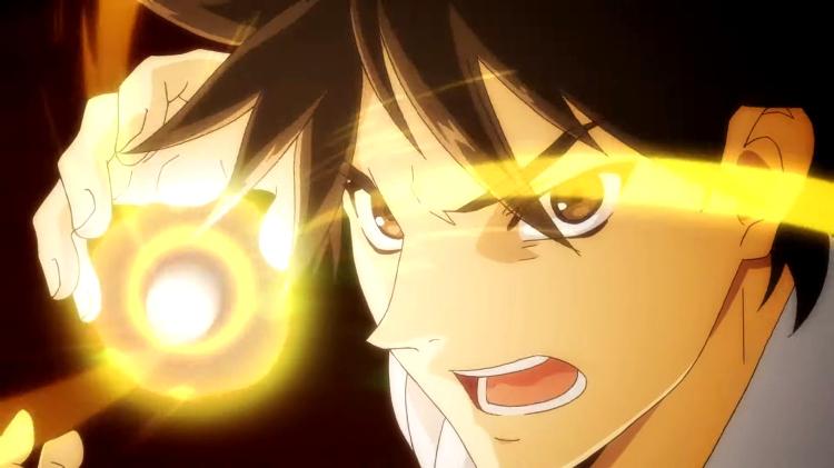 nuevo anime de Orphen protagonista - El Palomitrón