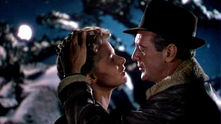 Ingrid Bergman, Gary Cooper + Por quién doblan las campanas + El Palomitrón