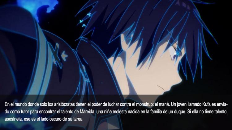 Guía de anime otoño 2019 Assassins Pride - El Palomitrón