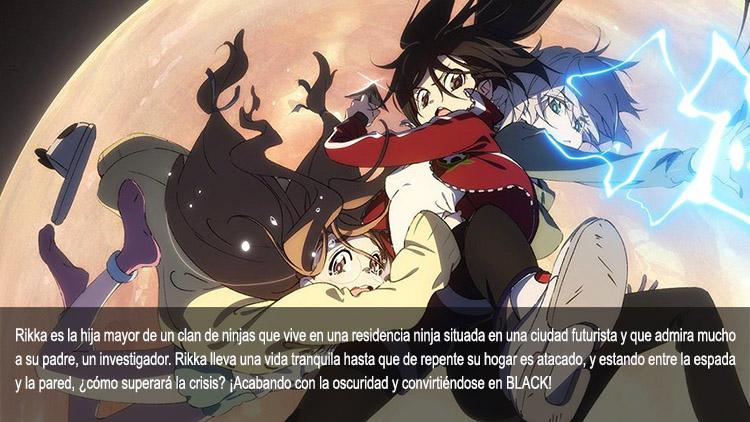 Guía de anime otoño 2019 BlackFox - El Palomitrón