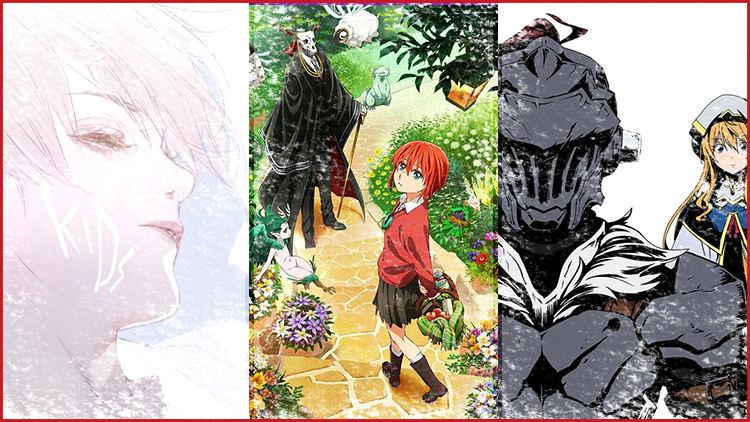 Las mejores noticias de anime y manga septiembre 2019 Lanzamientos - El Palomitrón