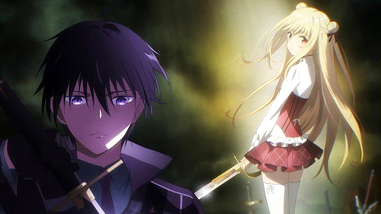 Animes más esperados de la temporada otoño 2019 assassins pride - El Palomitrón