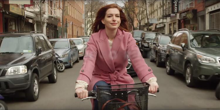 Anne Hathaway, Modern Love, EL PALOMITRÓN