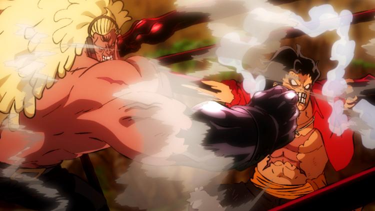 Crítica de One Piece Stampede Luffy - El Palomitrón