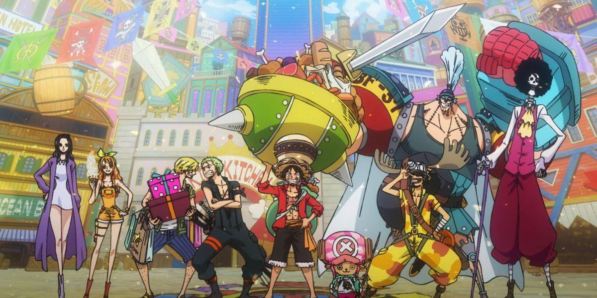 Crítica de One Piece Stampede destacada - El Palomitrón
