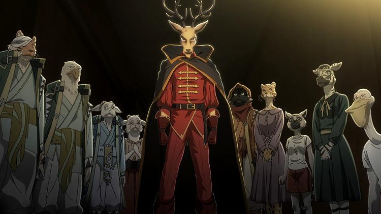 Crítica del anime de Beastars Rouis teatro - El Palomitrón