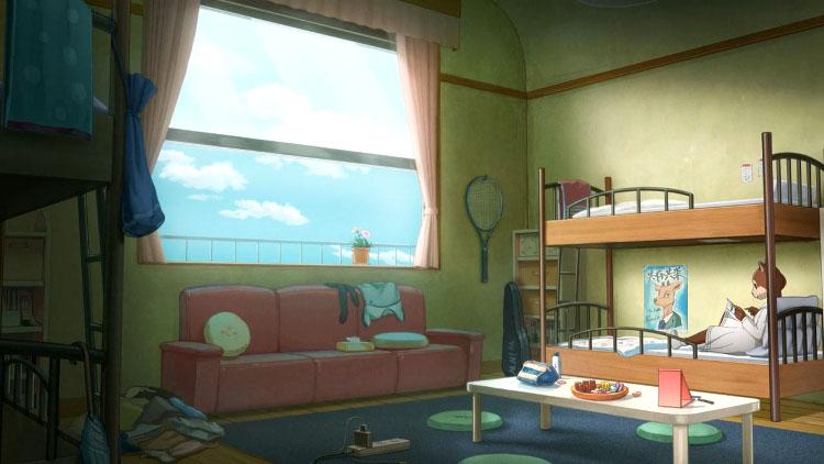 Crítica del anime de Beastars habitaciones - El Palomitrón