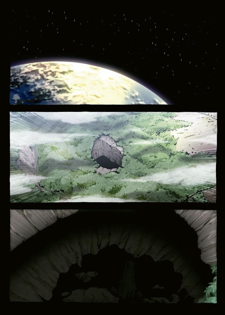 Reseña de Fantastic World Vertical 1 - El Palomitrón