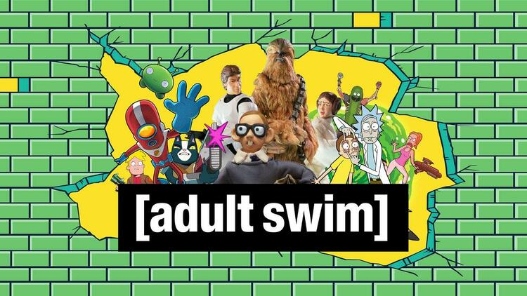 Adult Swim, EL PALOMITRÓN