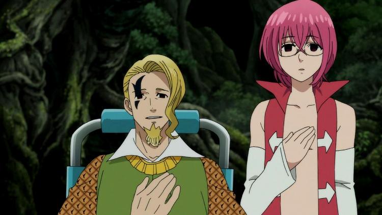 Crítica de Nanatsu no Taizai tercera temporada capítulos 1-8 Gowther - El Palomitrón