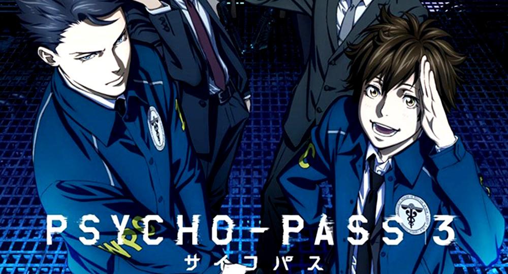 Crítica de Psycho-Pass 3 destacada - El Palomitrón