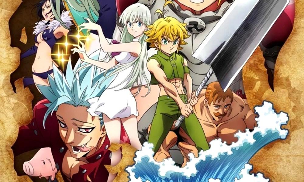Crítica de la tercera temporada de Nanatsu no Taizai destacada - El Palomitrón