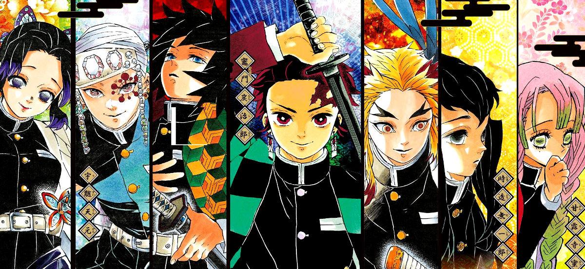 Kimetsu no Yaiba es el manga más vendido de 2019 destacada - El Palomitrón