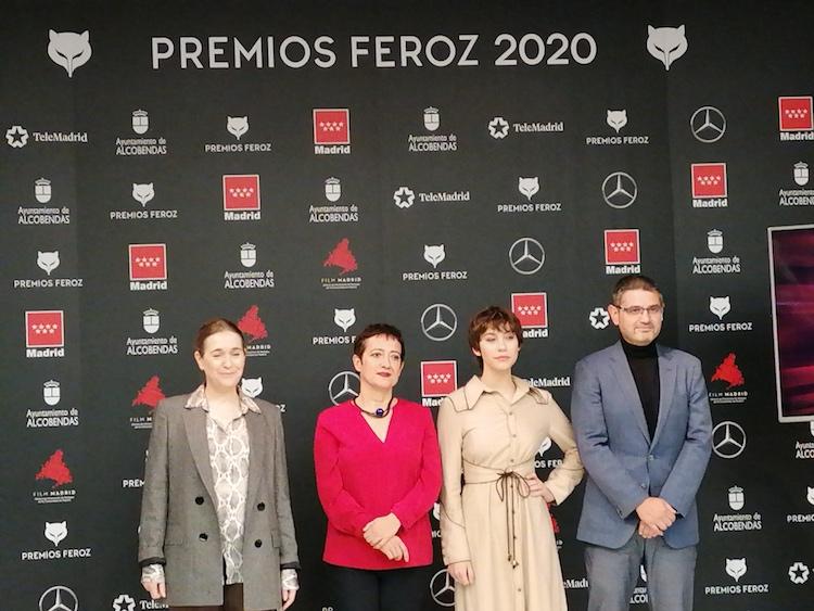 LECTURA PREMIOS FEROZ EL PALOMITRON