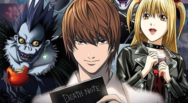 Lanzamientos Selecta Visión diciembre 2019 Death Note - El Palomitrón