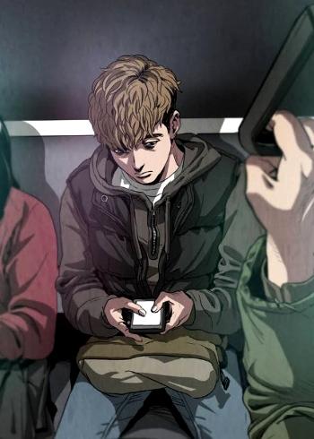 Reseña de Killing Stalking, de Koogi Sangwoo - El Palomitrón