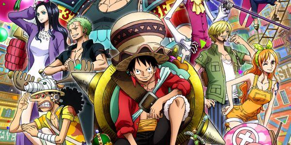 donde ver One Piece Estampede en España destacada - El Palomitrón
