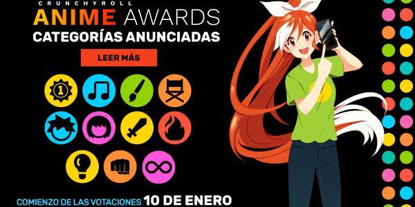 Anime Awards 2020 destacada - El Palomitrón