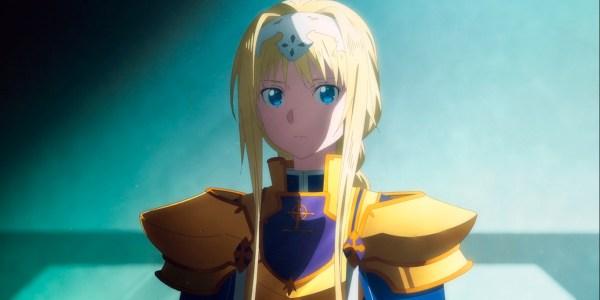 cambio de roles en Sword Art Online