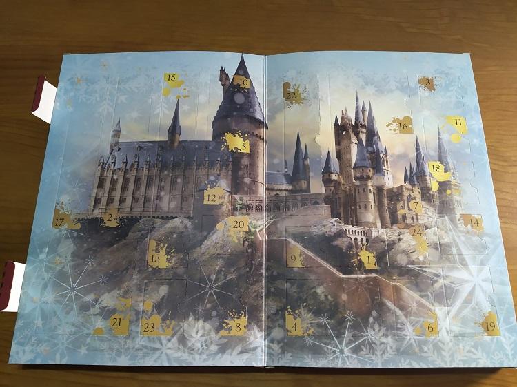 Harry Potter. Regalos de cine en Navidad