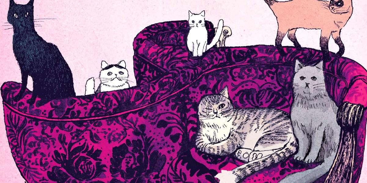 Lanzamientos ECC Ediciones enero y febrero 2020 destacada Los gatos del Louvre - El Palomitrón