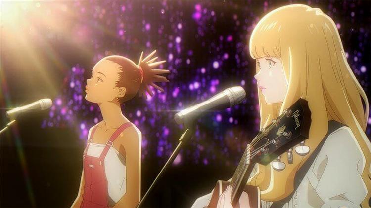 Los mejores animes de 2019 Carole & Tuesday - El Palomitrón