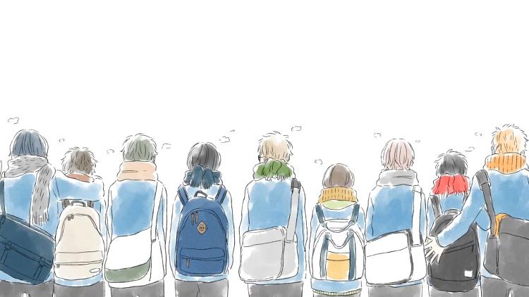 Los mejores animes de 2019 Hoshiai no Sora - El Palomitrón