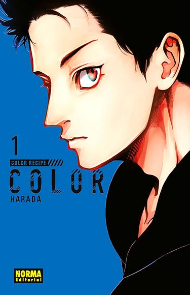 Reseña de Color Recipe, de Harada portada 1 - El Palomitrón