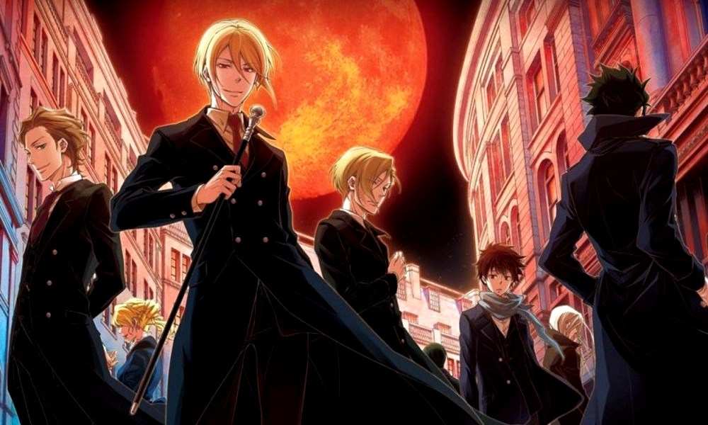 anime de Yuukoku no Moriarty destacada - El Palomitrón
