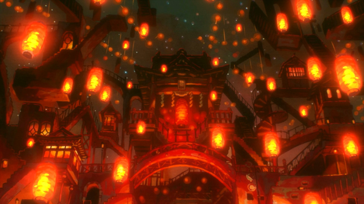 Crítica de Jibaku Shōnen Hanako-kun escenario - El Palomitrón