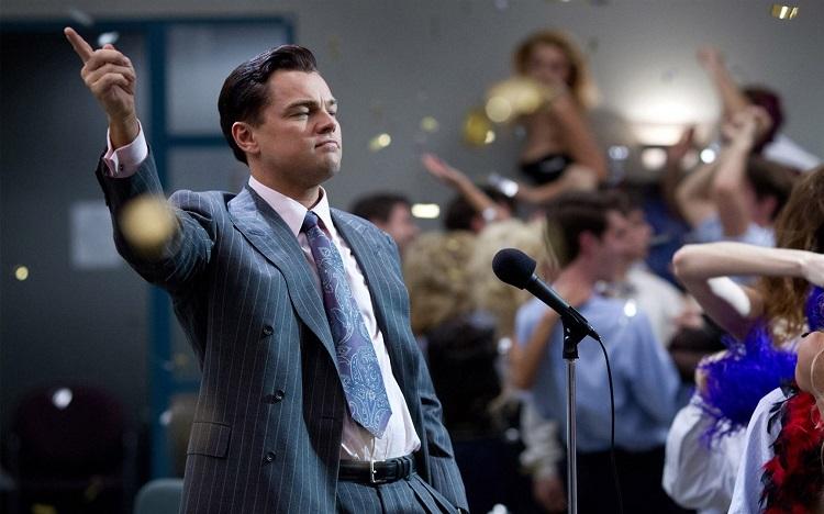 El lobo de Wall Street - El Palomitrón