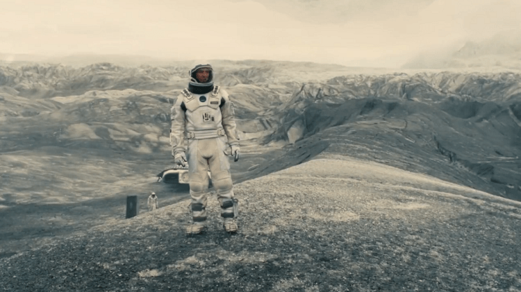 Interstellar - El Palomitrón