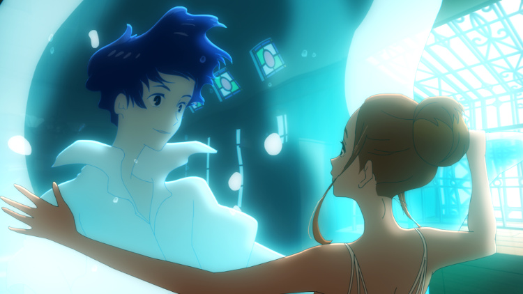 Crítica de El amor está en el agua (Ride your Wave) Hinako Minato 2 - El Palomitrón
