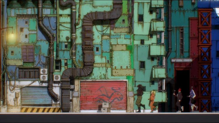 Crítica del anime de Dorohedoro Ending 1 - El Palomitrón