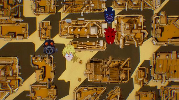 Crítica del anime de Dorohedoro Ending 2 - El Palomitrón