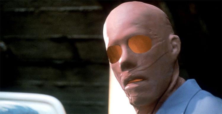 El Hombre sin Sombra El Palomitrón