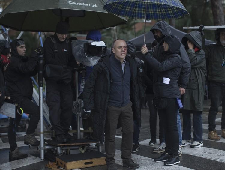 Javier Gutiérrez, Hogar, EL PALOMITRÓN