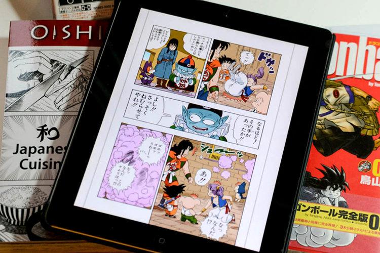 ventas de manga digital en Japón en 2019 manga digital - El Palomitrón