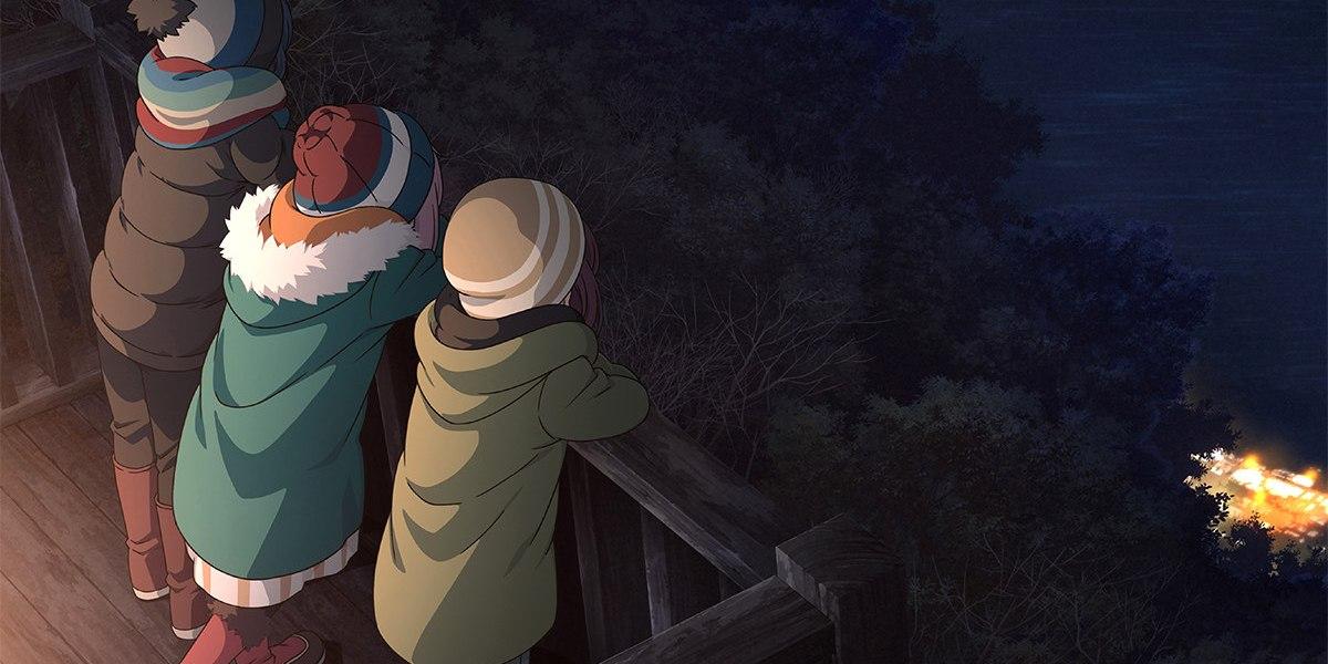 Fecha de estreno y tráiler de la segunda temporada de Yuru Camp - El  Palomitrón