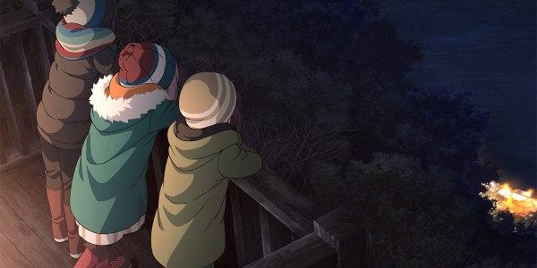 Fecha de estreno de la segunda temporada de Yuru Camp destacada - El Palomitrón