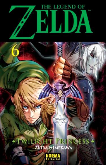 Lanzamientos Norma Editorial mayo 2020 Zelda - El Palomitrón