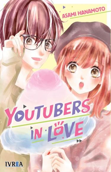 Lanzamientos Editorial Ivrea junio 2020 youtubers in love - El Palomitrón