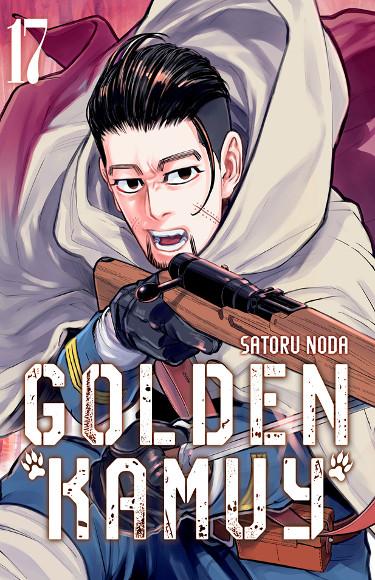 Reapertura de librerías y novedades manga Golden Kamuy - El Palomitrón