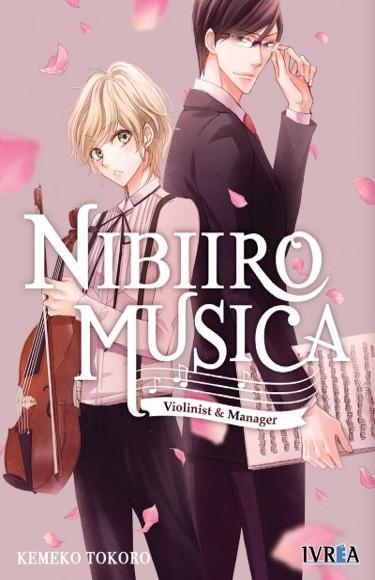 Lanzamientos Editorial Ivrea julio 2020 Nibiiro Musica - El Palomitrón