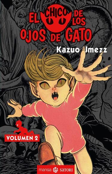 Lanzamientos Satori Ediciones junio 2020 el chico de los ojos de gato 2 - El Palomitrón
